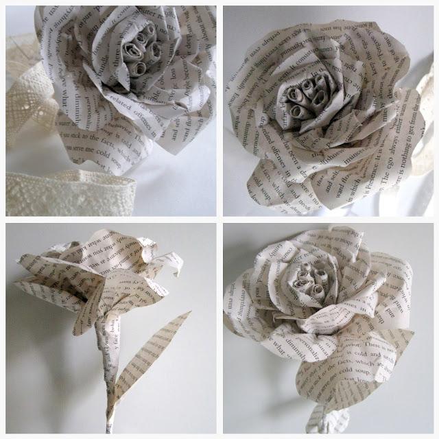 Как сделать романтичный цветок