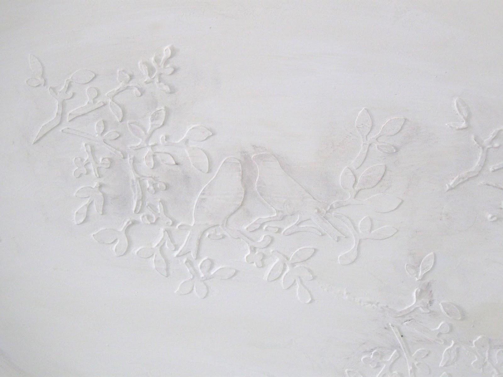 embossed venetian plaster. Black Bedroom Furniture Sets. Home Design Ideas