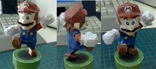 brinquedo Mario