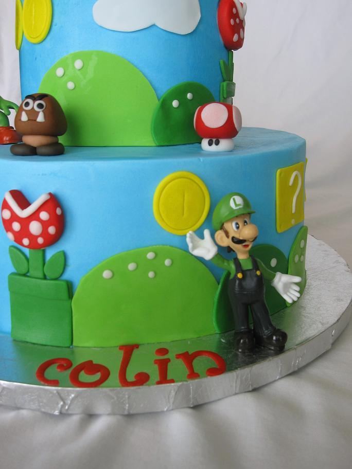 Yoshi Mario Cake Pan