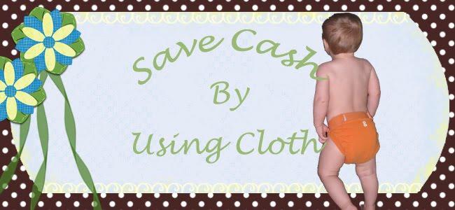 Saving Cash by Using Cloth