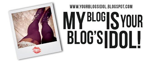 My Blog Is Your Blog's Idol