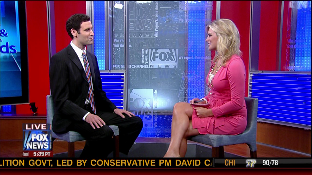 Fox News Courtney Friel Legs