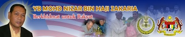 YB Mohd Nizar Haji Zakaria
