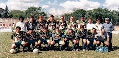Campeão Juniores 1998