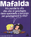 impareggiabile Mafalda!