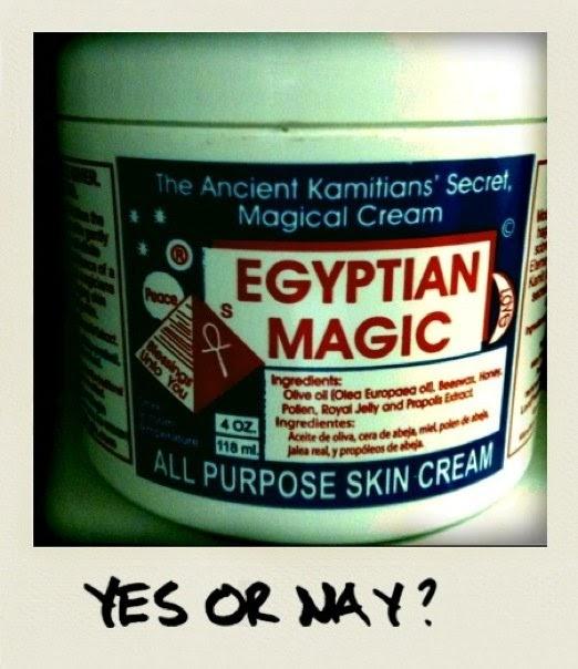cupcakesniper egyptian magic cream review. Black Bedroom Furniture Sets. Home Design Ideas