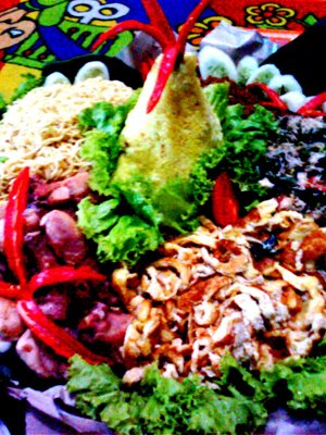 the 1st tumpeng