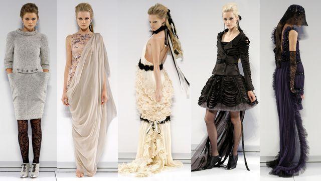 chanel fw09 haute couture