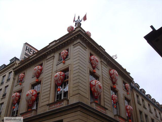 hermes paris store front