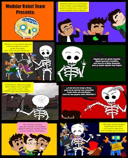 imagenes de dia de muertos chistosas - Las imagenes mas graciosas del dia imperdible Taringa!