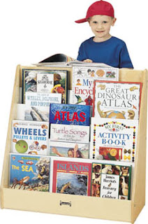 pick-a-book stand