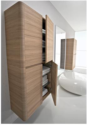 bathroom cabinet, wall-mounted,