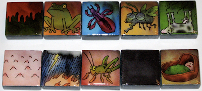 10 plagues magnets