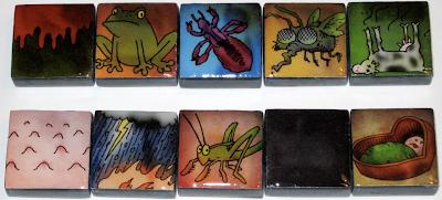10 plagues magnets