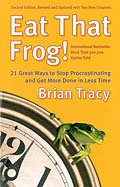 book cover, Eat That Frog!