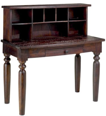 desk and hutch from India