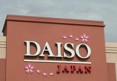 Daiso - building exterior