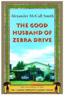 book cover, The Good Husband of Zebra Drive