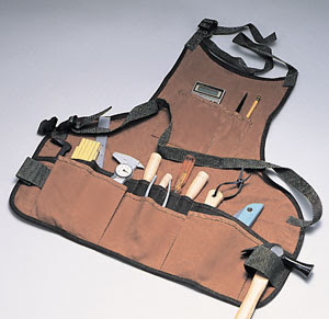 bib apron for tools
