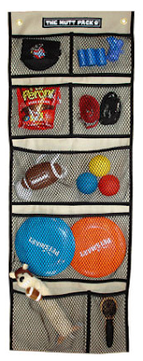 over door organizer for dog stuff