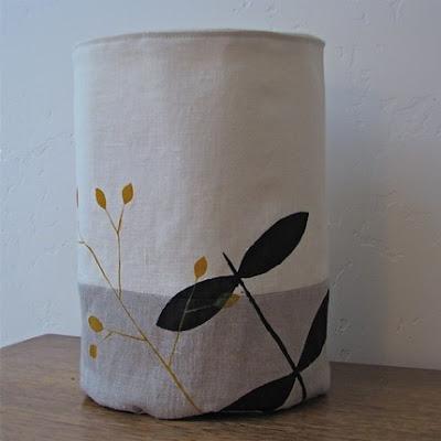 linen bucket