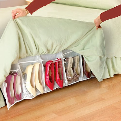 shoe skirt for bed