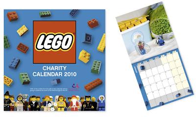 Lego charity calendar 2010
