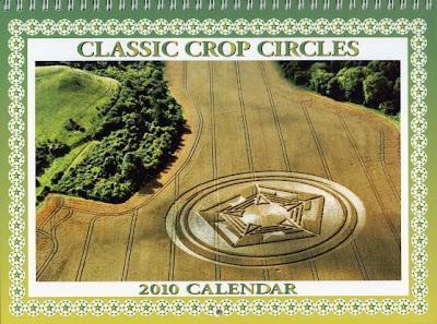 crop circle 2010 calendar