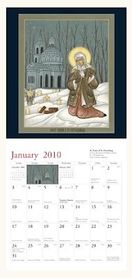 2010 Icon calendar