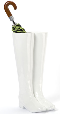 boot shaped umbrella stand