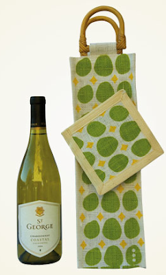 wine and wine bag