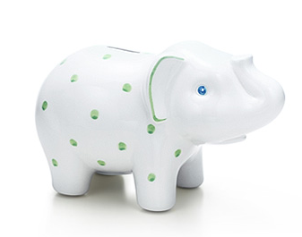 piggy bank - elephant