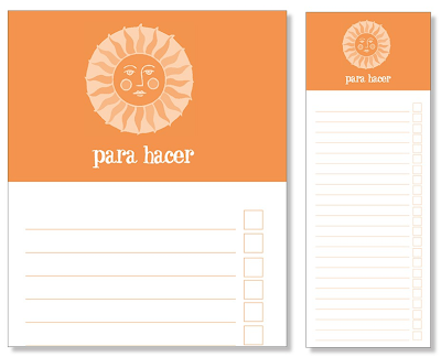 to do list - para hacer