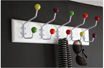 wall coat rack
