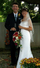 Jeff & I...married!!  :)