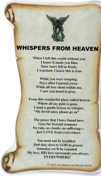 Happy Birthday to My Dad in Heaven Poem