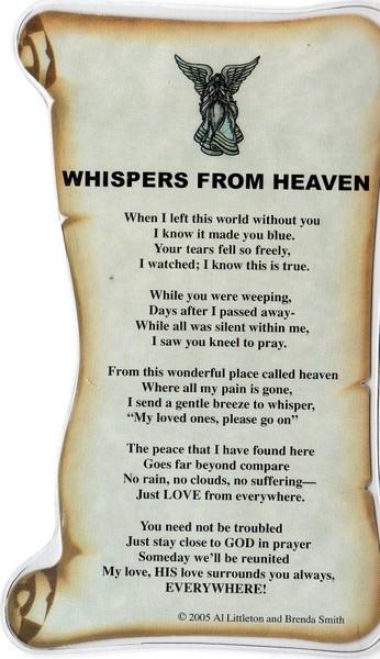Happy Birthday Heaven Poem