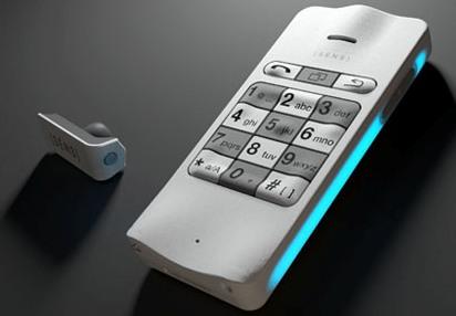 мобильныйй телефон Sens