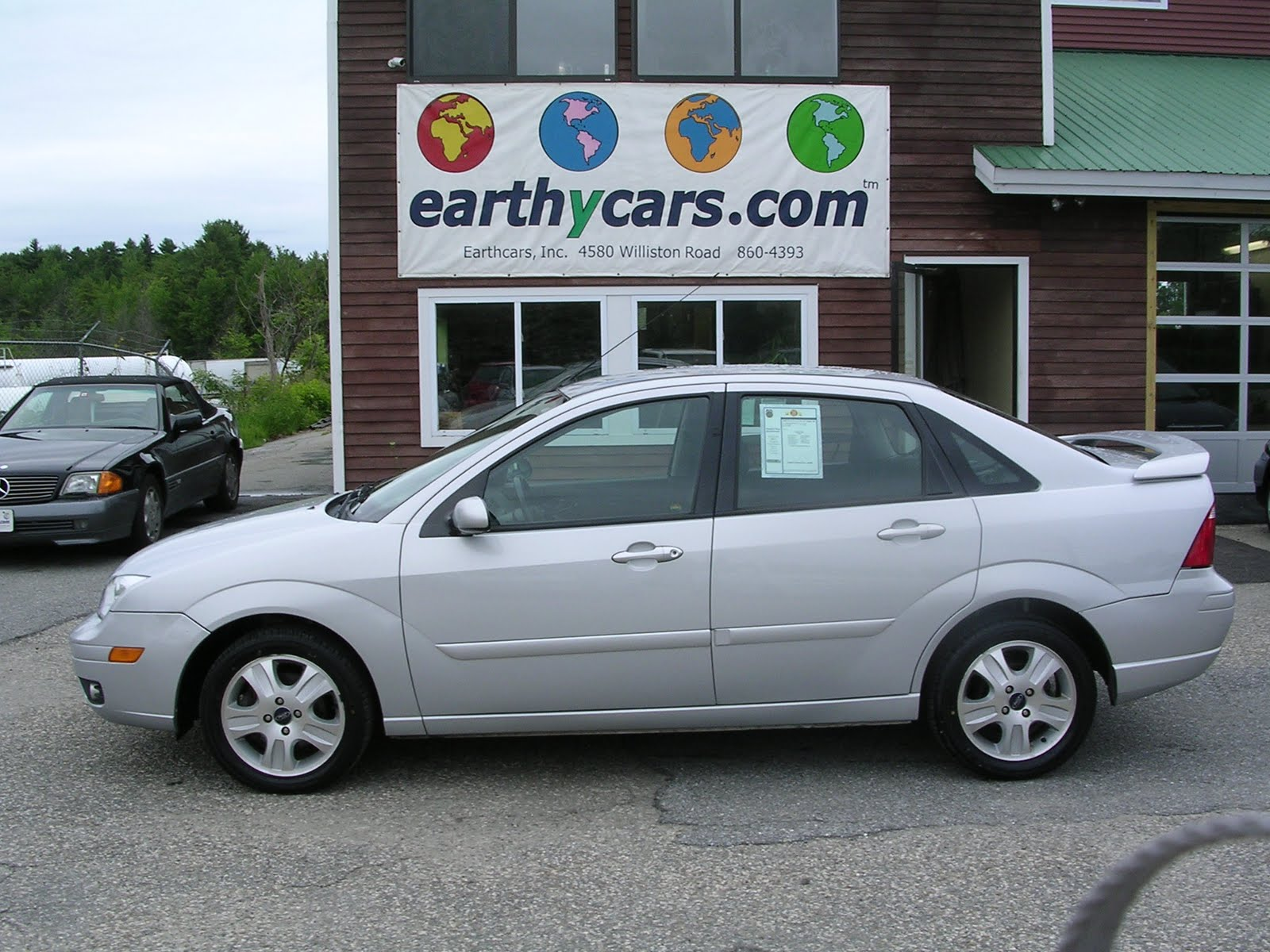 Earthy Car Of The Week 2005 Ford Focus