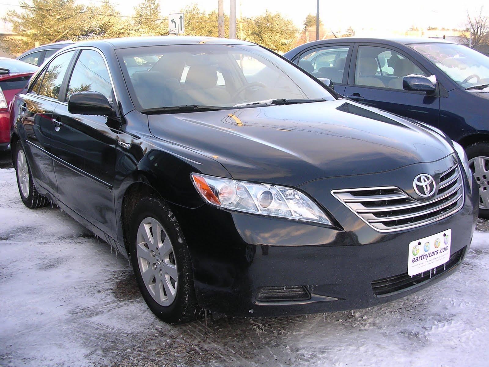 Great 2009 Toyota Camry Hybrid, Black, Sedan, 45006 Mi, $16,900  Http://ht.ly/3pI8z MPG U003d 33/34 ...