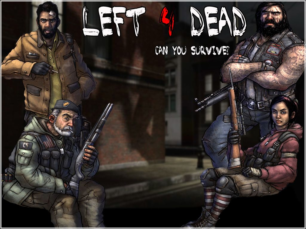 Home » gallery,wallpaper » Left 4 Dead Wallpaper