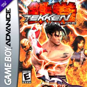 Tekken Advance GBA
