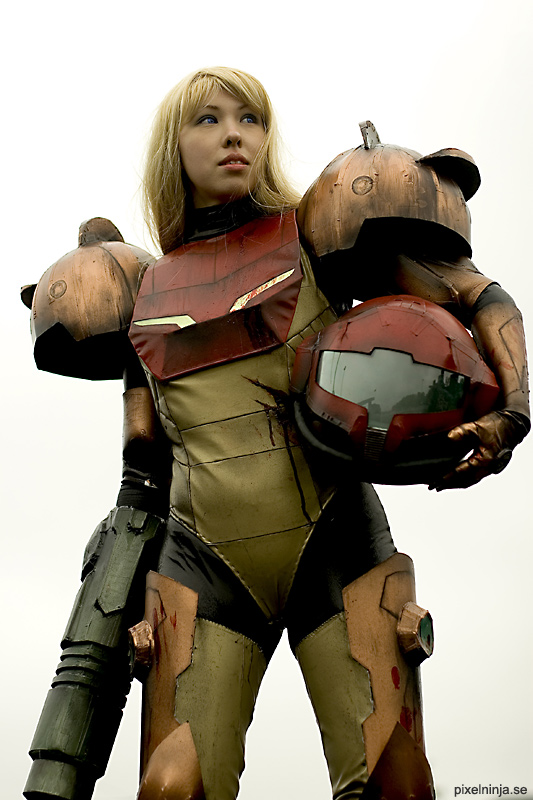 Best Samus Aran Cosplay On Gamebud