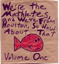 We're The Mathletes...