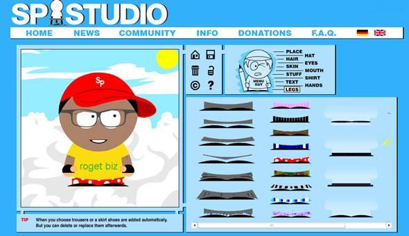 sp studio