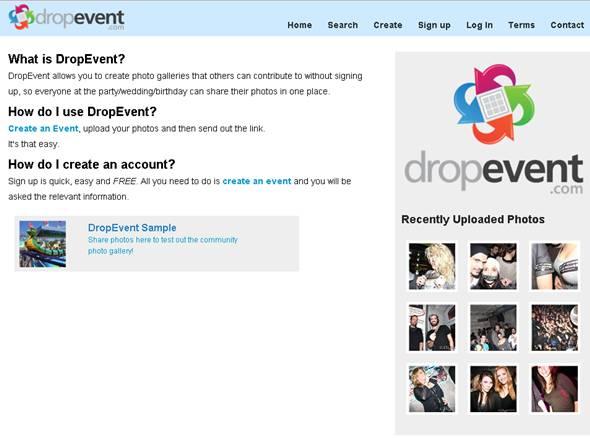 dropevent