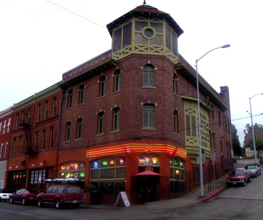 Swiss pub tacoma