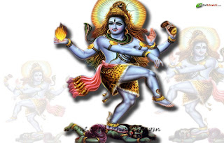 Lord Shiva Dance Wallpaper