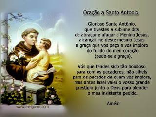 Santo Antônio Oracao-santo-antonio